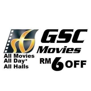 GSC CHEAP MOVIE TICKET !!! 24HOUR FAST RESPONSES