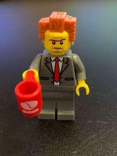 Lego 人仔 71004 president business