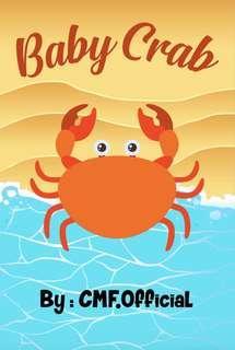 Baby crab crispy