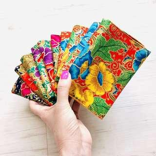 🚚 CHOPE! Batik Tissue Holder 3 in 1 Handmade in Singapore