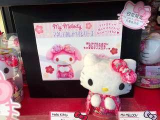 (太宰府限定)錄音公仔Hello Kitty