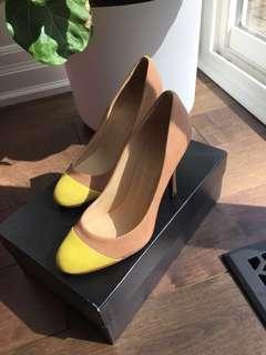 J Crew heels size 6