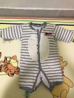 小鹿嬰兒連身衫