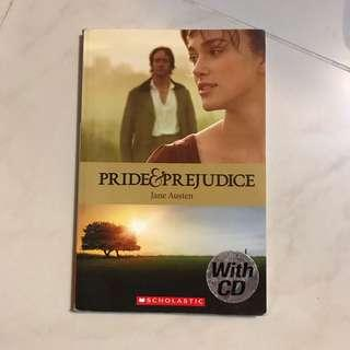 Pride and Prejudice without CD