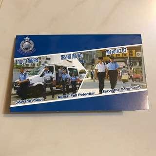 警察memo紙