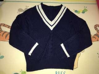學園風毛衣