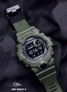 🚚 NEW🌟ARRIVAL in GSHOCK DIVER SPORTS WATCH : 100% ORIGINAL AUTHENTIC G-SHOCK STEP-TRACKER WIRELESS BLUETOOTH SMARTPHONE ANDROID LINK: Best For Most Rough Users & Unisex : GBD-800UC-3DR / GBD800UC-3 / GBD-800UC-3 / GBD-800-3 / CASIO / GSHOCK / WATCH
