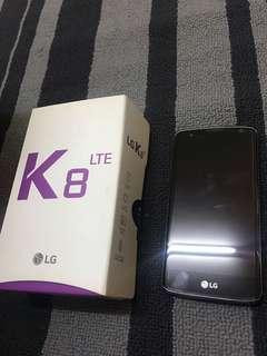 🚚 LG K8