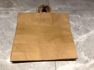 Paper Bag - Raw with No Prints