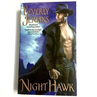 Night Hawk by Beverly Jenkins (historical romance novel book)