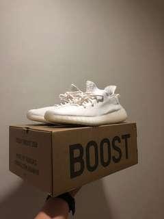 Yeezy Bosst V2 350 - Cream White US9