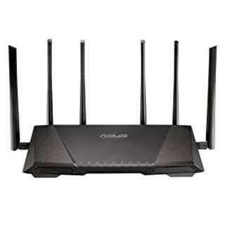 ASUS Wireless AC3200 Tri-Band Gigabit Router, RT-AC3200