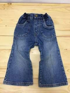 Baby Elfin doll jeans