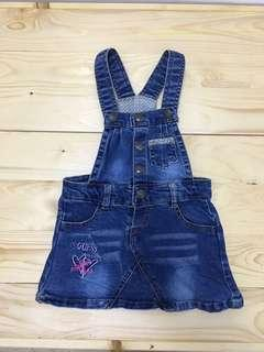 Baby dress overall