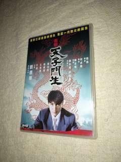 DVD - 衝擊天子門生 HONG KONG GODFATHER (1991)