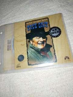 VCD - TRUE GRIT (1969)