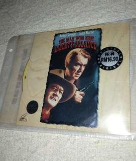 VCD - THE MAN WHO SHOT LIBERTY VALANCE (1962)
