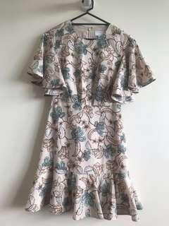 Witchery floral dress!