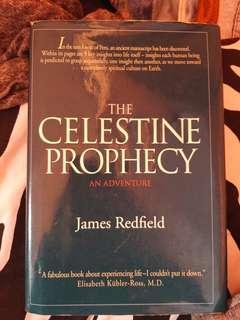 celestine prophecy book