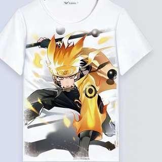 Naruto Short & Long Sleeve T-shirts [Part 6]
