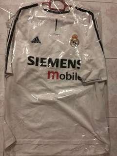 Real Madrid Jersey 2003-2004 home