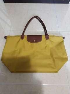 Authentic Longchamp Long Handle Bag (Medium)