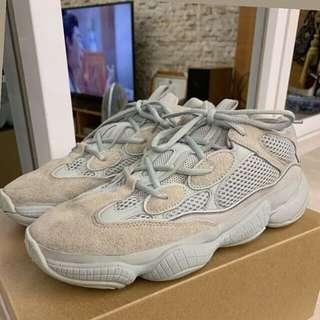 Yeezy boots 500 海鹽