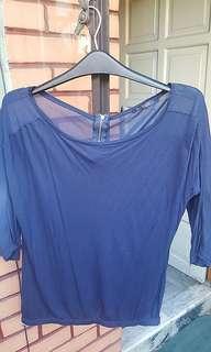 3/4 blouse