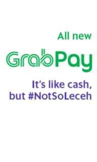 🚚 Grabpay credit 10% discount