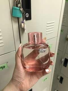Lacoste Sparkling Pink Perfume 100Ml