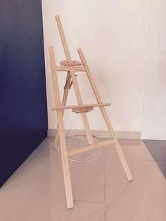🚚 Wooden Easel Stand