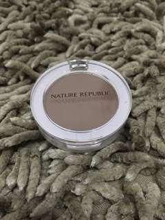 NATURE REPUBLIC : Eyeshadow beli di Korea