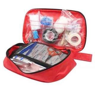 BN Emergency medical first aid kit (+ 180 items)