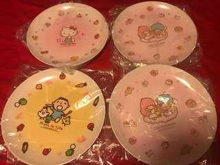 Sanrio Hello Kitty /Twins star/ 大口仔 大碟