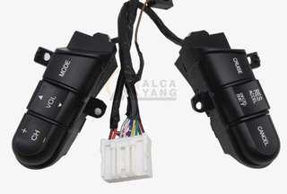 Honda Civic fd steering wheel controls