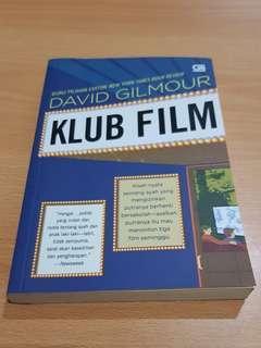 [NOVEL TERJEMAHAN] Klub Film - David Gilmour
