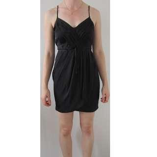 Bardot Little Black Dress Size 8