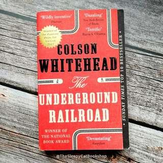 USED BOOK The Underground Railroad