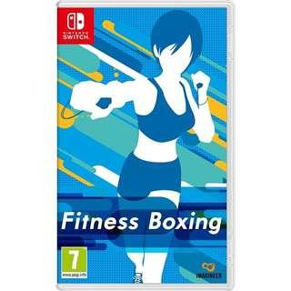 🚚 Fitness Boxing - Nintendo Switch