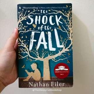 USED BOOK The Shock of the Fall
