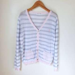 *NEW* Girls thin knit cardigan size 7
