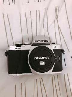 Olympus OM-D E-M10 Mark II Mirrorless Micro Four Thirds Digital Camera with 14-42mm II R Lens -l