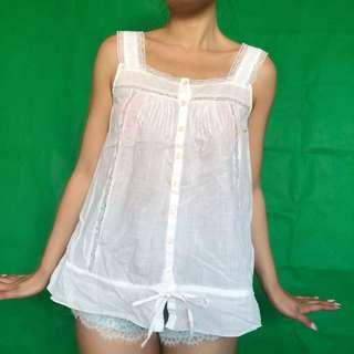 Unchained Melody Lace Top