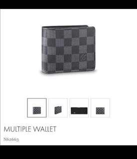 🚚 FAST ORDER PROmO PAris 🇫🇷 Louis Vuitton Mens Wallet