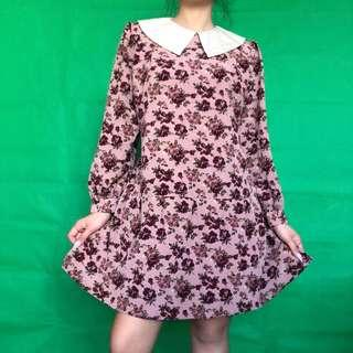 Spring Showers Mini Dress