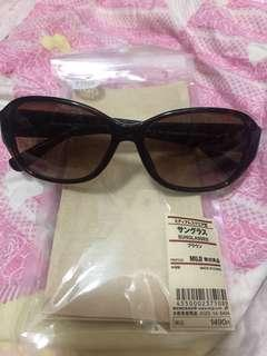 Muji Sunglasses UV 400 cut