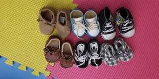 Baby shoes 0mos to 1 year