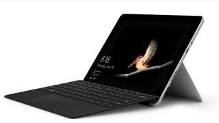 Surface Go with black keyboard