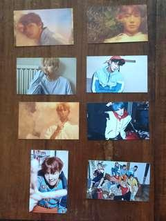 BTS PC (FRONT AND BACK)