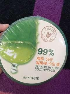 The Saem Aloe Vera Soothing Gel